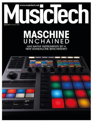 MusicTech November 2020