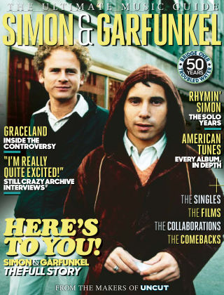 Uncut Ultimate Music Guide Simon & Garfunkel