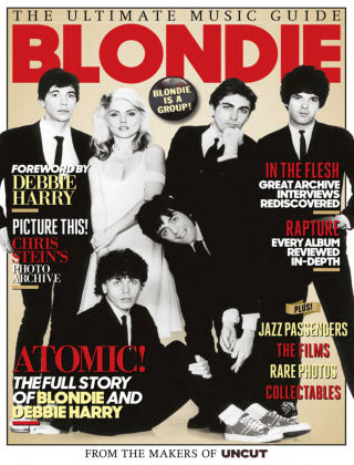 Uncut Ultimate Music Guide Blondie