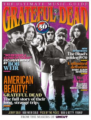 Uncut Ultimate Music Guide Grateful Dead