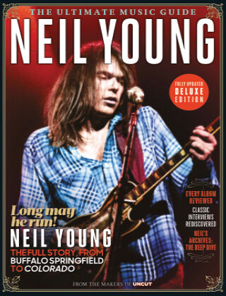 Ultimate Music Guide Neil Young