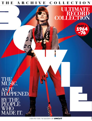 Uncut The Archive Collection David Bowie Vol 1