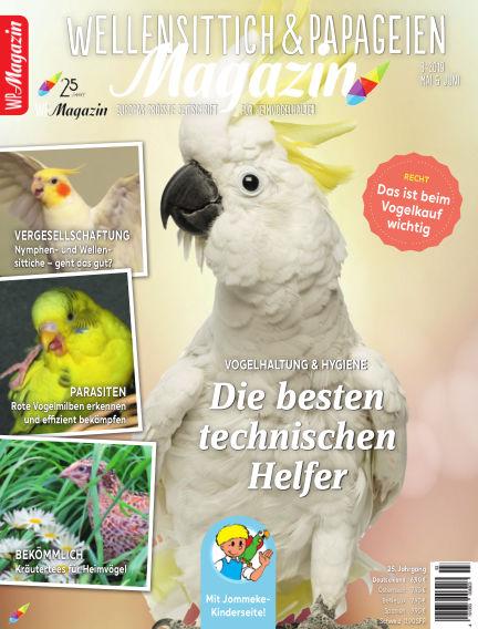 WP-Magazin Wellensittich & Papageien May 25, 2019 00:00