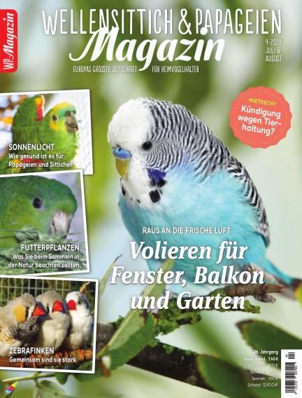 WP-Magazin Wellensittich & Papageien