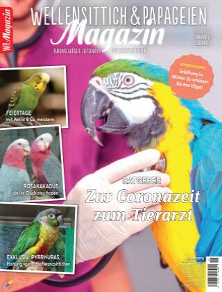 WP-Magazin Wellensittich & Papageien 01/2021