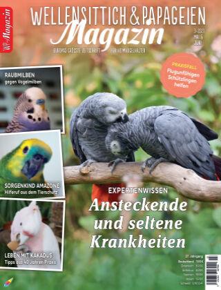 WP-Magazin Wellensittich & Papageien 03/2021