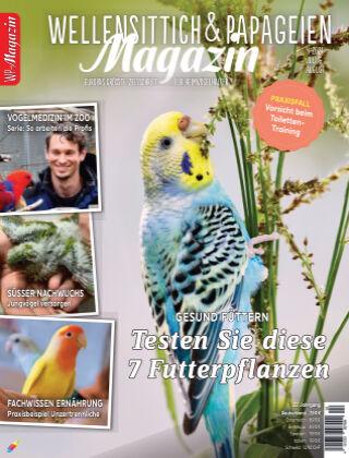 WP-Magazin Wellensittich & Papageien 04/2021