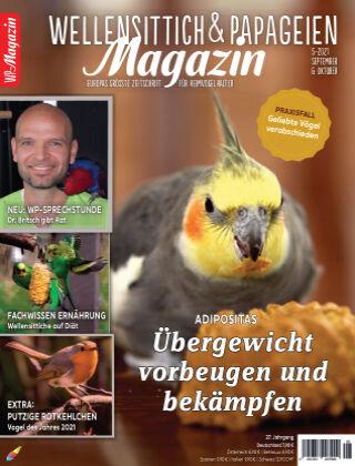 WP-Magazin Wellensittich & Papageien 05/2021