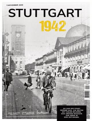 Stuttgarter Zeitung Magazin Stuttgart 1942