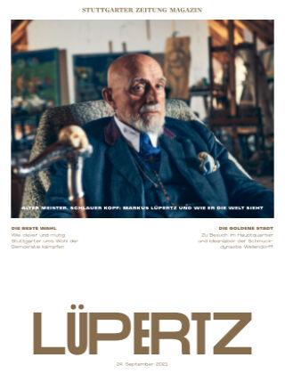 Stuttgarter Zeitung Magazin No4 I 2021