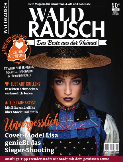 WALDRAUSCH - Dein Magazin für Schwarzwald, Alb und Bodensee July 18, 2020 00:00