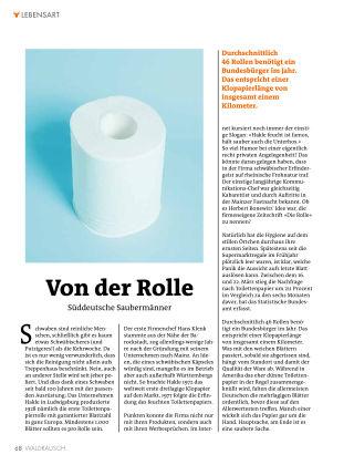 WALDRAUSCH - Dein Magazin für Schwarzwald, Alb und Bodensee September 26, 2020 00:00