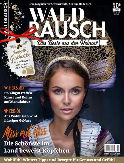 WALDRAUSCH - Dein Magazin für Schwarzwald, Alb und Bodensee November 28, 2020 00:00