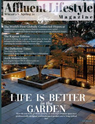 Affluent Lifestyle Magazine Winter/Spring
