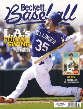 Beckett Baseball May 2020