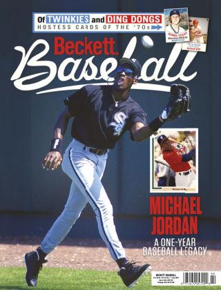 Beckett Baseball July 2020