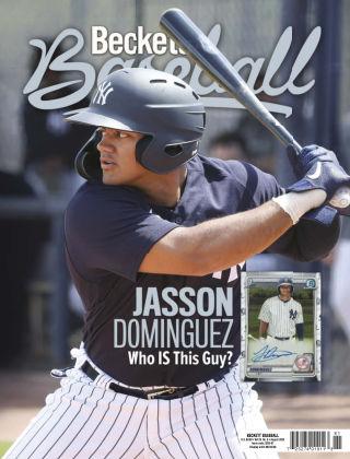 Beckett Baseball Aug 20