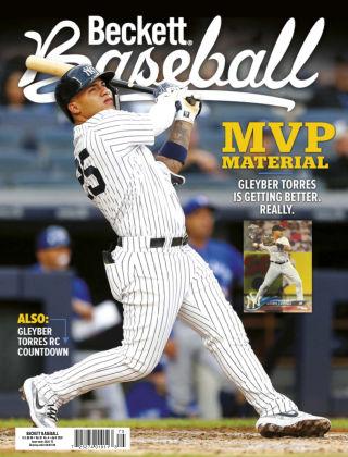 Beckett Baseball April 2020