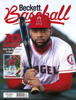 Beckett Baseball March 2020