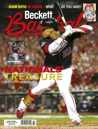 Beckett Baseball Jan 2020