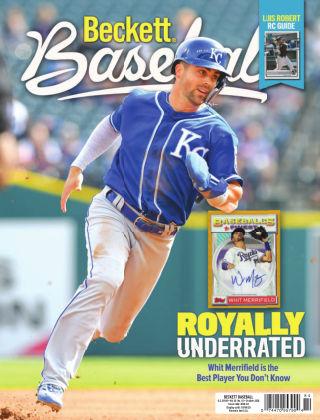 Beckett Baseball October 2020
