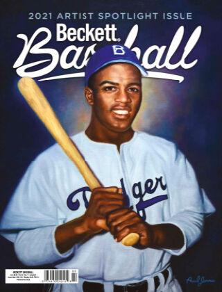 Beckett Baseball July 2021