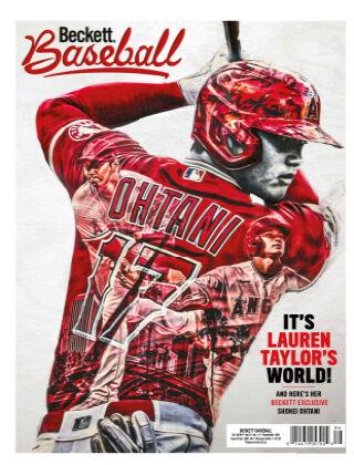 Beckett Baseball Nov