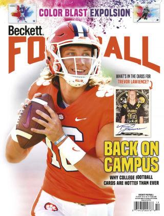 Beckett Football October 2020