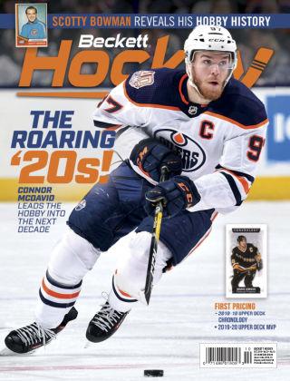 Beckett Hockey Oct