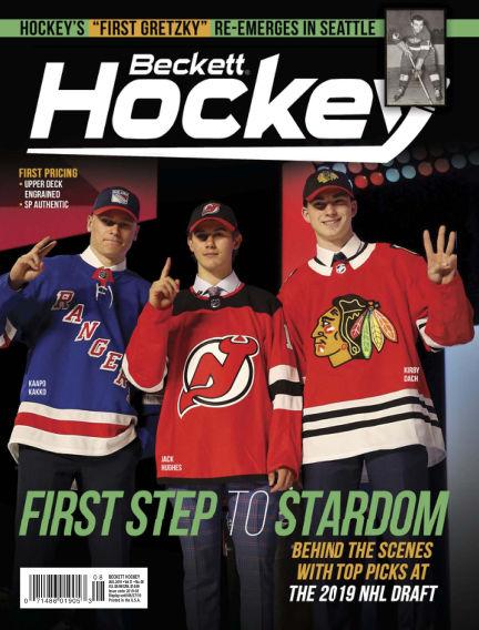 Beckett Hockey July 23, 2019 00:00