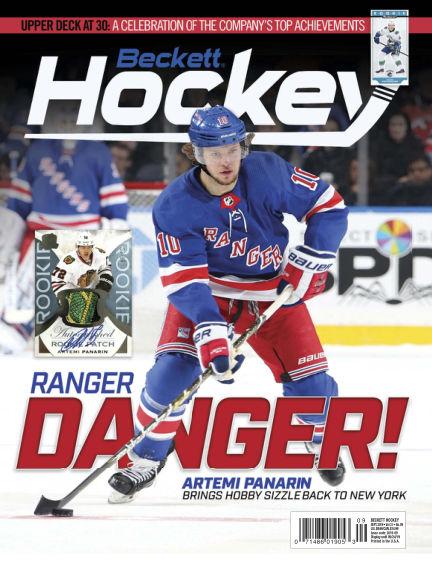 Beckett Hockey August 27, 2019 00:00