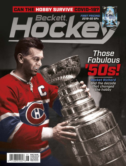 Beckett Hockey May 01, 2020 00:00