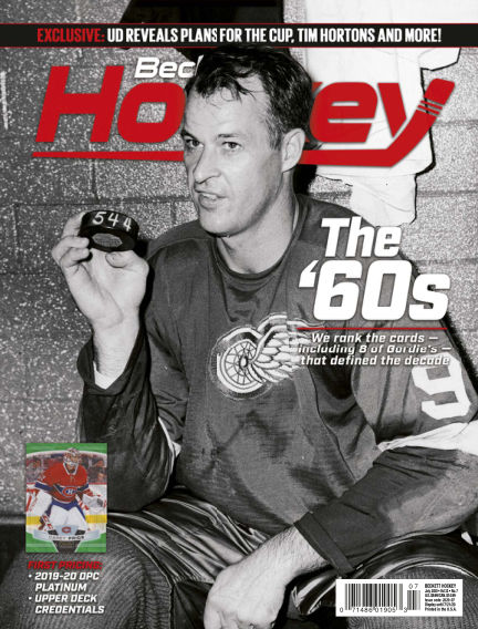 Beckett Hockey June 23, 2020 00:00