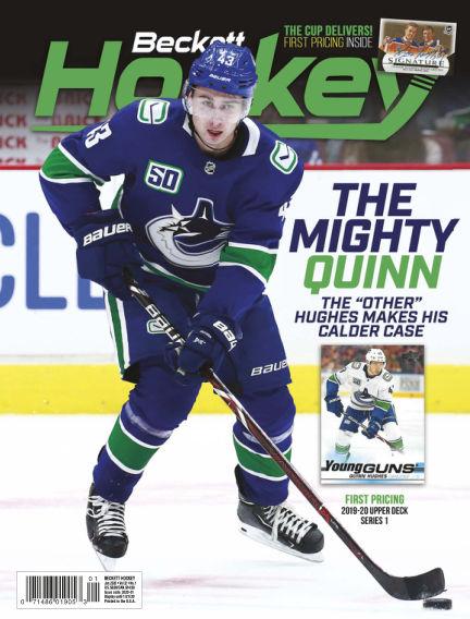 Beckett Hockey January 01, 2020 00:00
