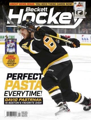 Beckett Hockey April 2020