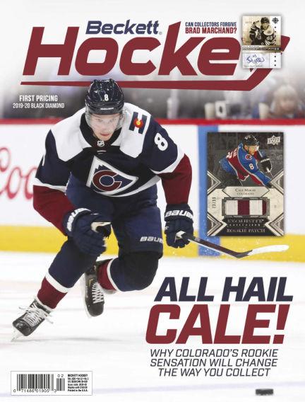 Beckett Hockey February 01, 2020 00:00