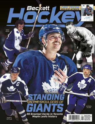 Beckett Hockey August 2020