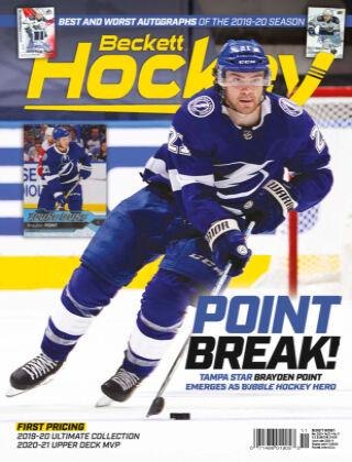Beckett Hockey November 2020