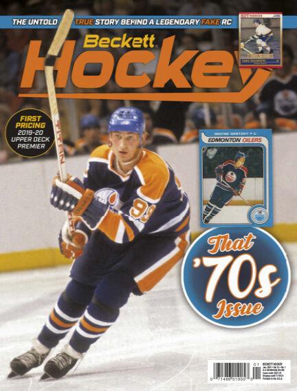 Beckett Hockey December 22, 2020 00:00