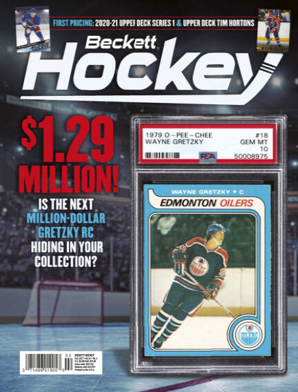 Beckett Hockey January 19, 2021 00:00