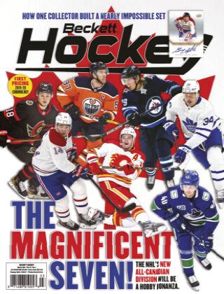 Beckett Hockey March 2021