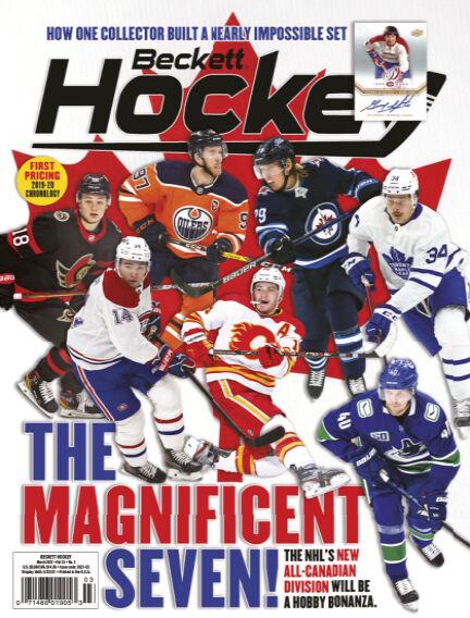 Beckett Hockey February 23, 2021 00:00