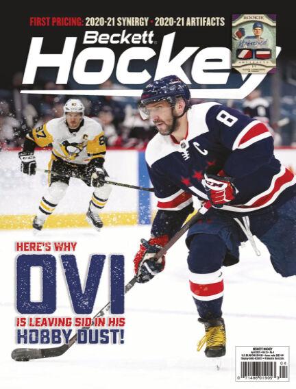 Beckett Hockey March 23, 2021 00:00