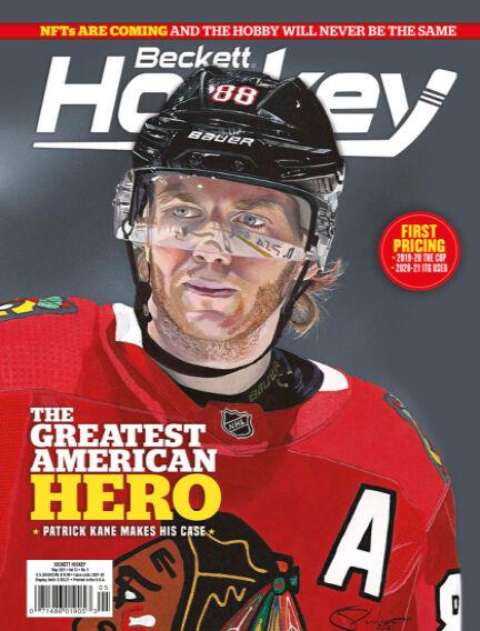 Beckett Hockey April 20, 2021 00:00