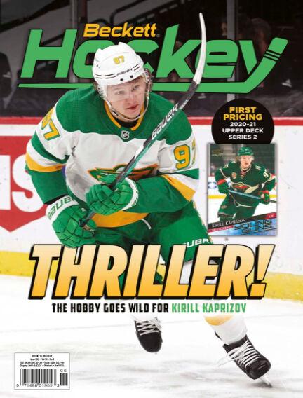 Beckett Hockey May 25, 2021 00:00