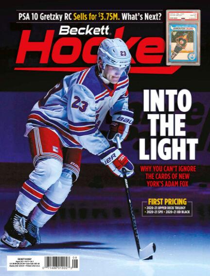 Beckett Hockey July 20, 2021 00:00