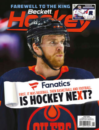 Beckett Hockey 2021-11 (Hockey-Nov)