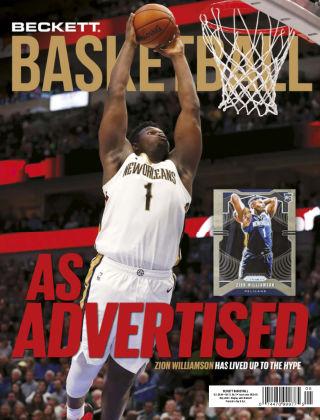 Beckett Basketball May 2020