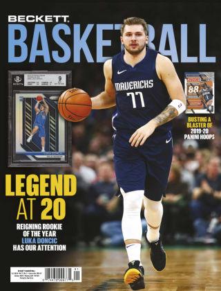 Beckett Basketball Jan 2020