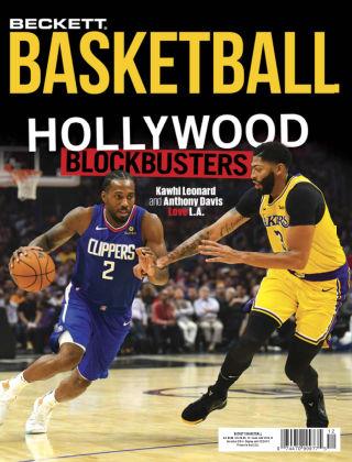 Beckett Basketball Dec 2019